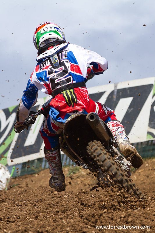 2011 Motocross of Nations in France. Race 2 (MX2 + Open)