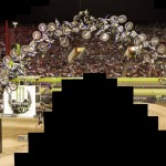 Monster Energy Cup Supercross in Las Vegas at Sam Boyd Stadium.