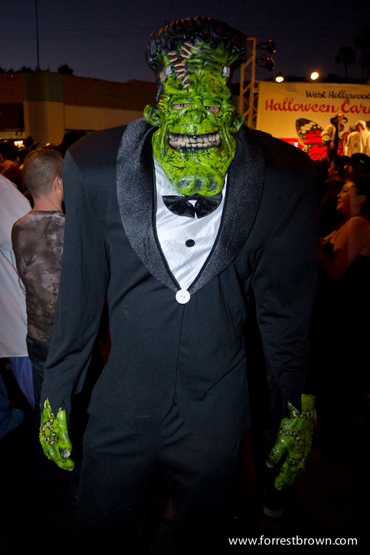 2011 West Hollywood Halloween Carnival