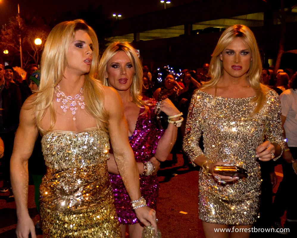 Los Angeles – Halloween in West Hollywood