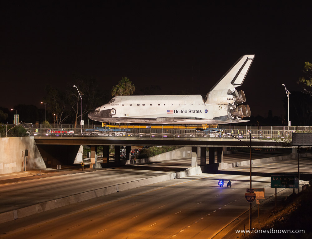 space shuttle endeavour time lapse - photo #29